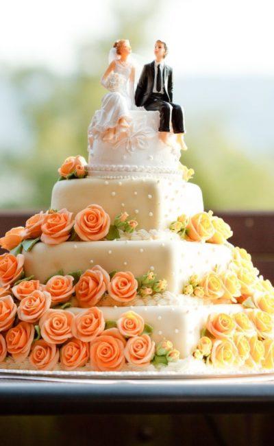 Wedding cake-le torte di tendenza nel 2019