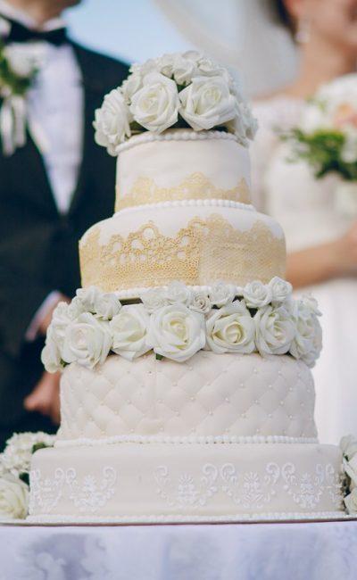 torta dress cake