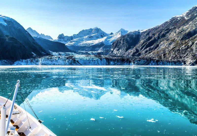 I ghiacciai dell'Alaska