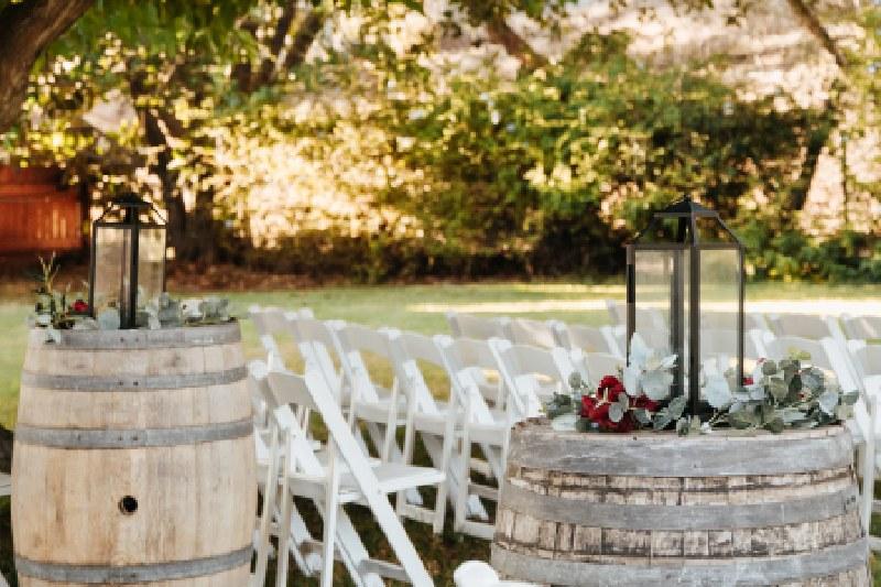 decorazioni a tema vino