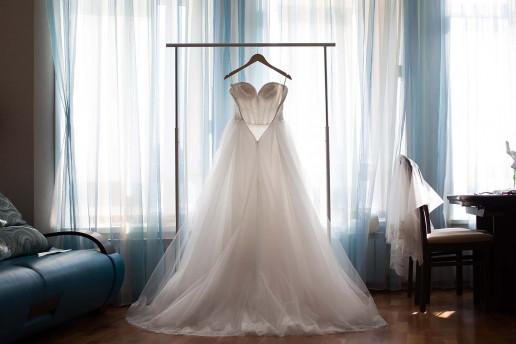 conservare abito da sposa