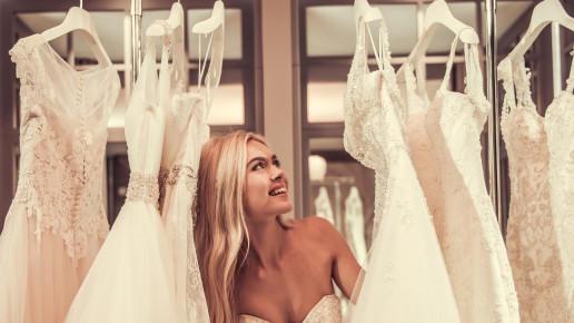 come capire abito da sposa giusto