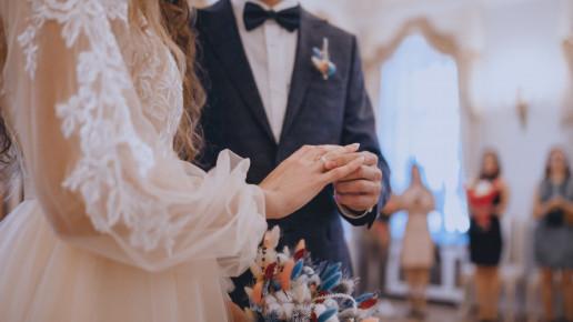 abito matrimonio civile