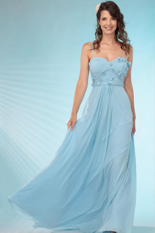 modello di vestito Musani per matrimonio in spiaggia