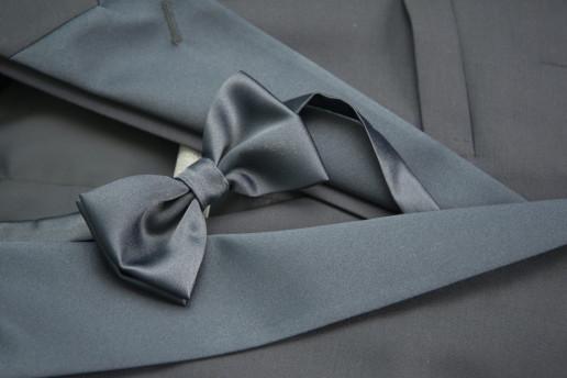 papillon o cravatta per lo sposo